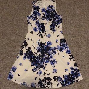 Donna Morgan Floral Sun Dress